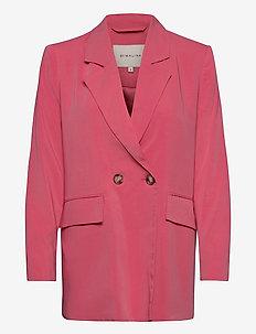 Charlie blazer - blazers - ballet pink