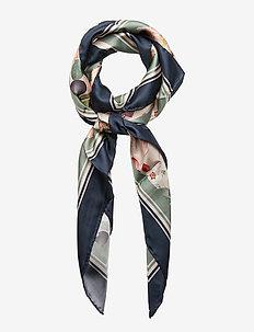 Jacky scarf - SANDY BLOOMS