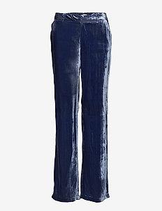 Ella pants - DOVE BLUE