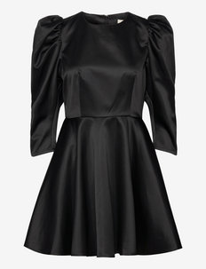 Hollis dress - sommarklänningar - black