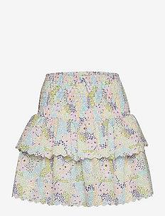 Felica skirt - korta kjolar - summer blooms