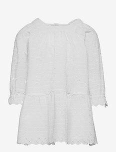 Mini Gracia dress - kleider - white