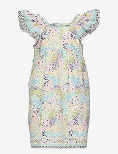 Mini Luna dress - kleider - summer blooms