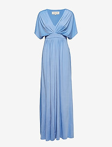 Bree dress - MIAMI BLUE
