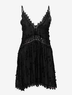 Issa mini dress - BLACK