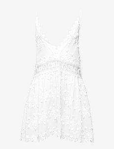 Issa mini dress - WHITE