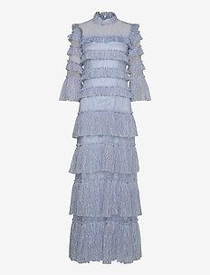 Carmine maxi dress - maxiklänningar - lavender blue