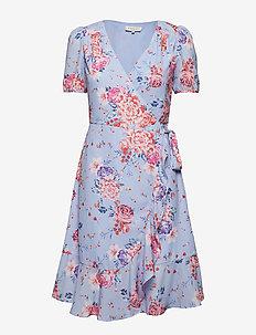 Alba mini dress - FLIRTY FLOWER