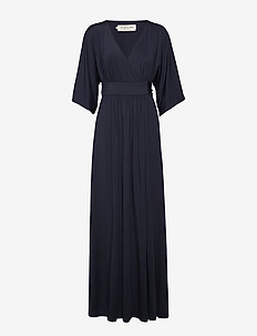 Evelynn dress - DARK BLUE