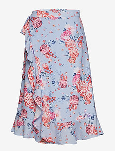 Denise skirt - FLIRTY FLOWER