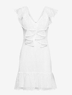 Luisa dress - WHITE