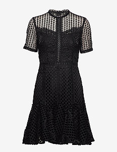 Elara dress - BLACK
