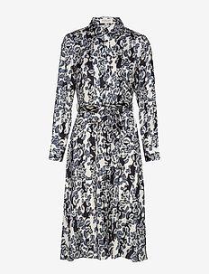 Alessandra shirt dress - LEOPARDI