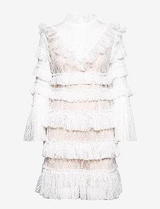 Rosa dress - short dresses - white