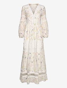 Iris dress - suknie ślubne - midsummer white