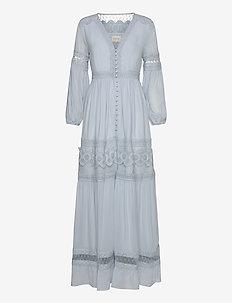 Iris dress - brudklänningar - pastel blue