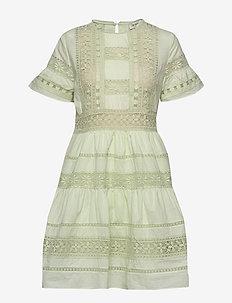 Felice dress - korte kjoler - aqua
