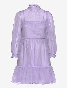 Melany mini dress - VIOLET