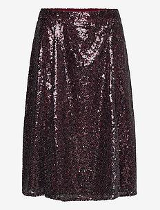 Maggie skirt - midi kjolar - savannah
