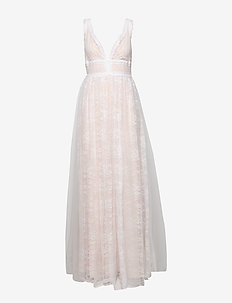 Juliet gown - wedding dresses - champagne