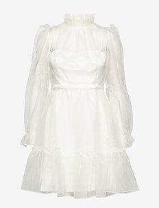 Cristine dress - suknie ślubne - ivory
