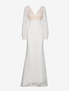 Alessia gown - IVORY