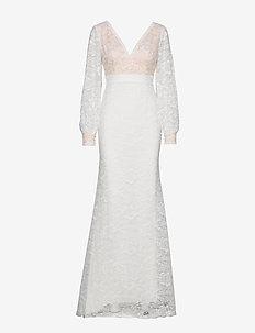 Alessia gown - trouwjurken - ivory