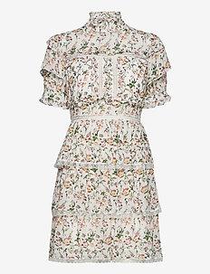 Harlow dress - cocktailklänningar - french rose white