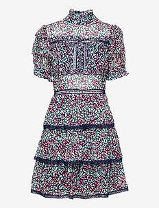 Harlow dress - midi dresses - wild blossom