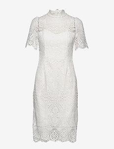 Naima dress - suknie ślubne - white
