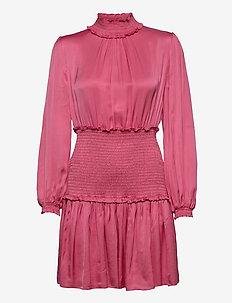 Kira dress - korta klänningar - ballet pink