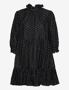 Arya dress - vardagsklänningar - black