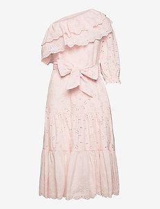 Clementine dress - sommarklänningar - pale pink