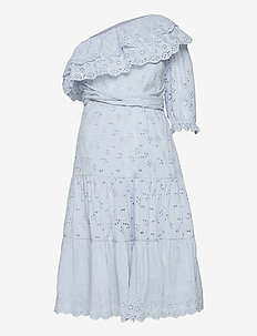 Clementine dress - sommarklänningar - sky blue