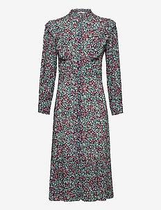 Leah dress - hverdagskjoler - wild blossom