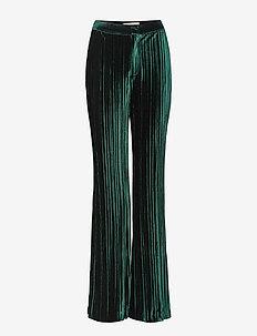 Gloria pants - PINE GREEN