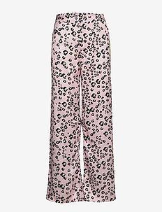 Mandie pants - vida byxor - leo pink