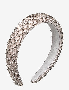 Dixie embellished headband - haar accessoires - grey