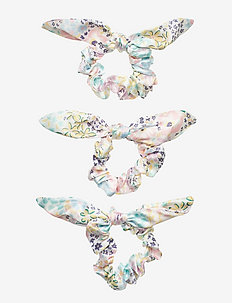 Mini Lollo scrunchie 3 pack - summer blooms