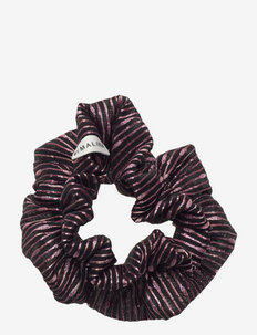 Nika scrunchie - scrunchies - metallic pink