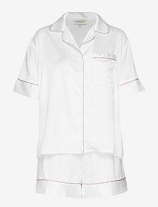 Belle pyjama - WHITE