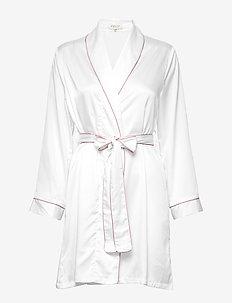 Blake robe - WHITE