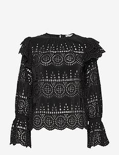 Marta blouse - BLACK