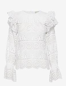 Marta blouse - WHITE