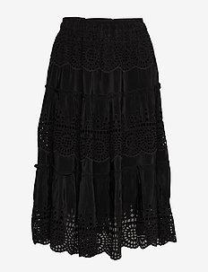 Angela skirt - BLACK
