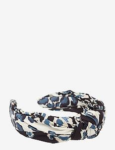 Mila headband - LEOPARDI