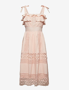 Emeline dress - PINK LEMONADE