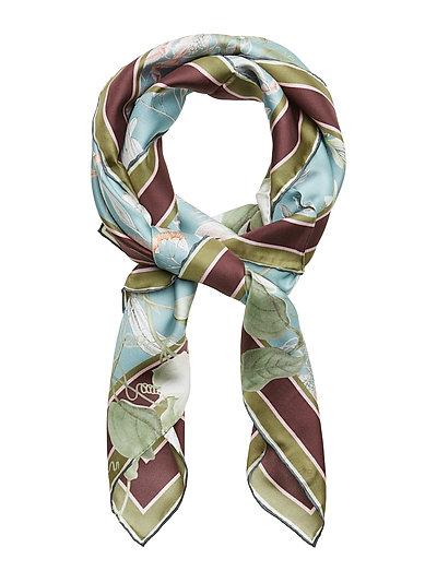 Jacky scarf - BLUE JUNGLE