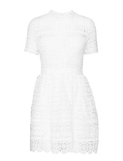 Nora dress - WHITE