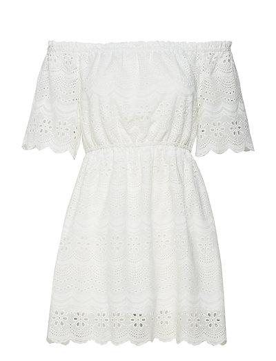 Blair dress - WHITE